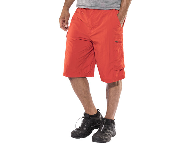Columbia Silver Ridge Cargo Shorts Herren super sonic